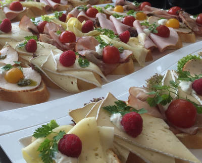 Fingerfood Catering Essen