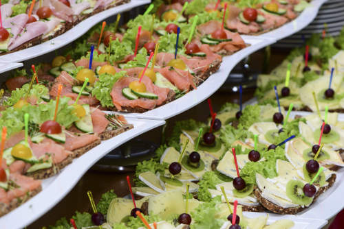 Schnittchen-Messe-Catering Kapp Catering & Partyservice